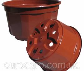 Ghiveci productie crizantema 3L