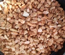 Piatra decorativa caramizie sac 20 kg