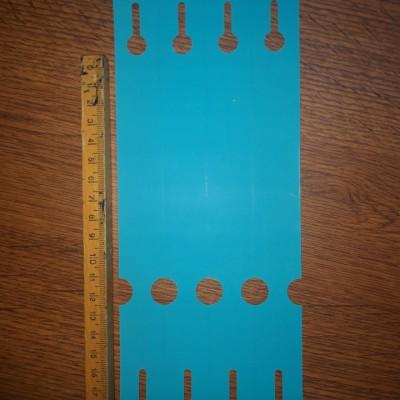 Eticheta polimec 25x200 mm (rola 2500buc)